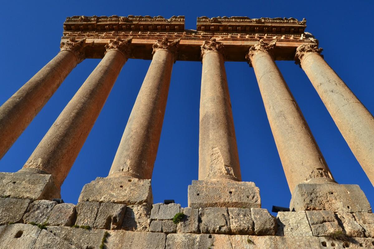 Le Temple de Baalbek